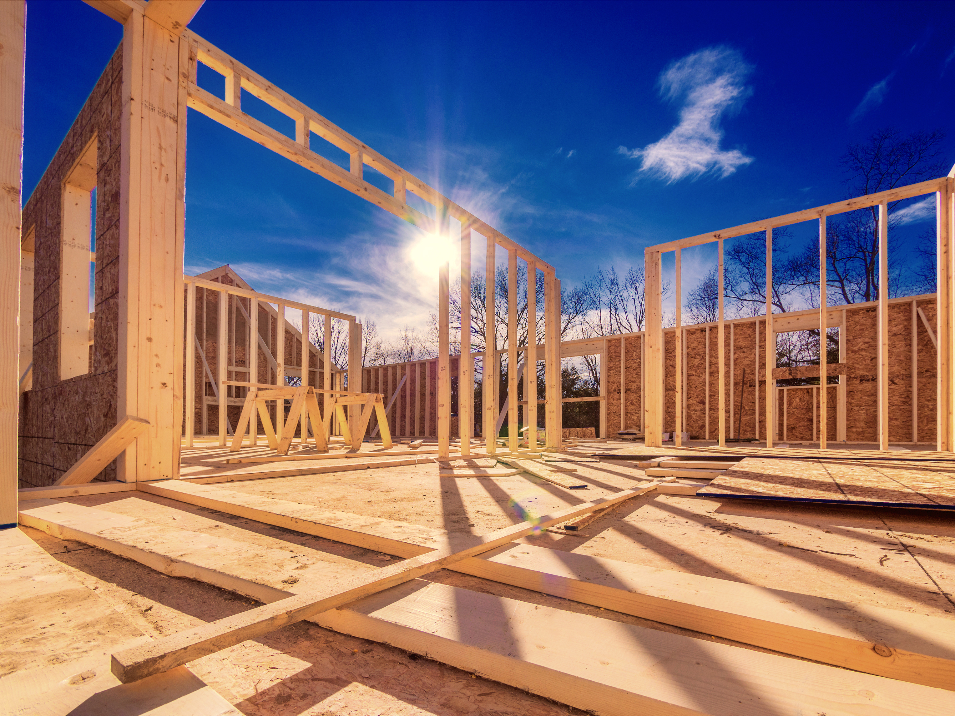Commercial framing roofing turnkey building contractor for Building a house in mn